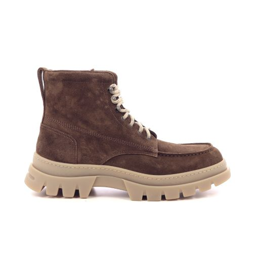 Henderson herenschoenen boots lichtbruin 217031