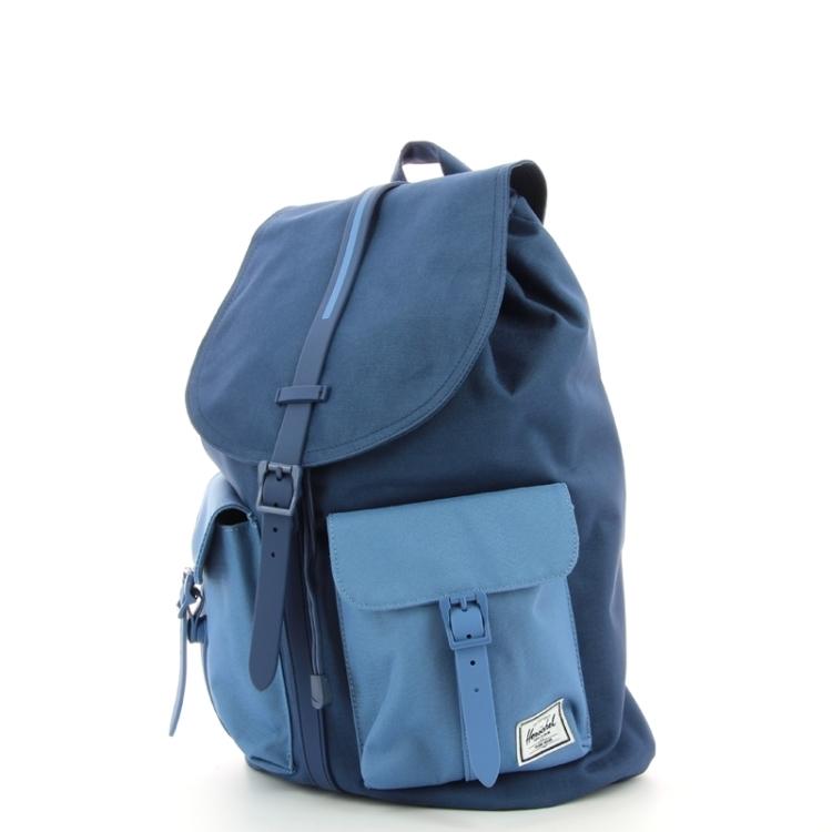 Herschel tassen rugzak blauw 16170