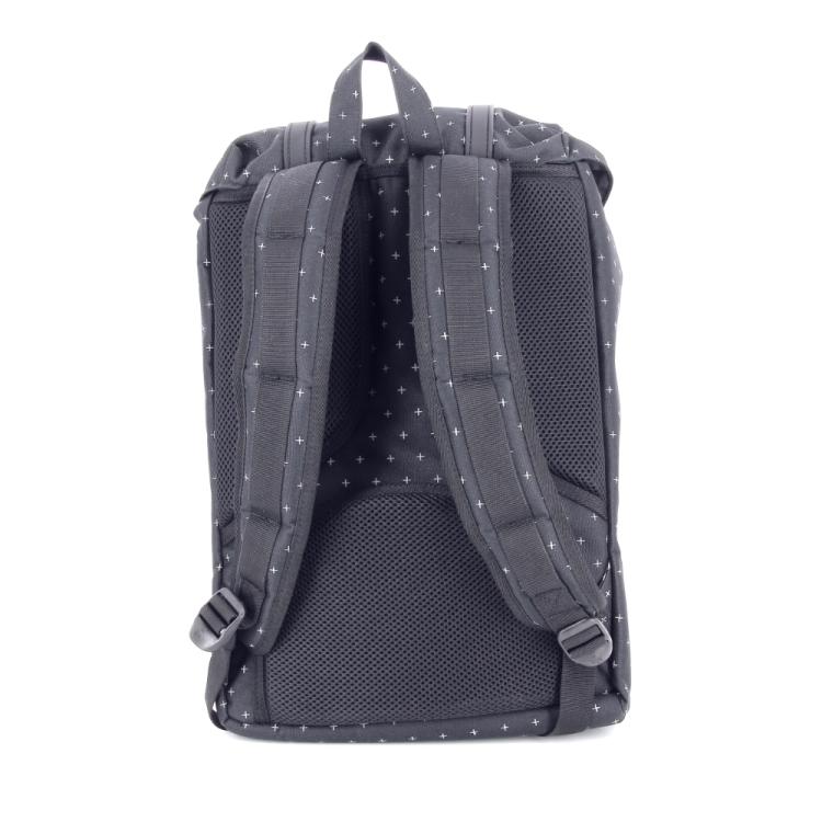 Herschel tassen rugzak zwart 176147