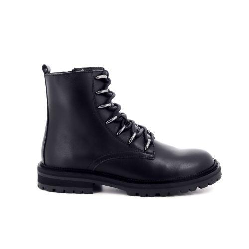 Hip kinderschoenen boots zwart 200133