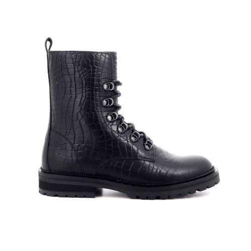 Hip kinderschoenen boots zwart 218265