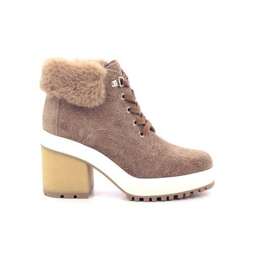 Hogan damesschoenen boots camel 197593