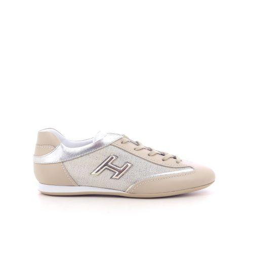 Hogan damesschoenen sneaker camelbeige 202384