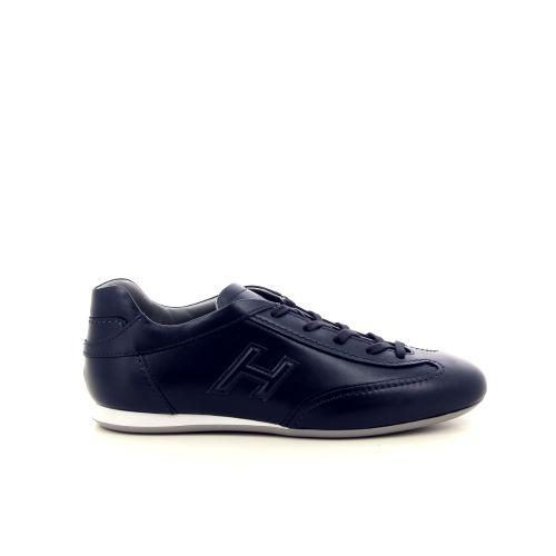 Hogan damesschoenen sneaker donkerblauw 191911