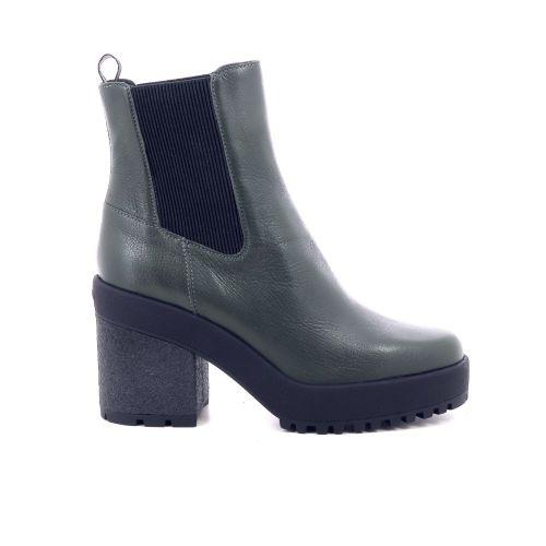 Hogan damesschoenen boots kaki 197598