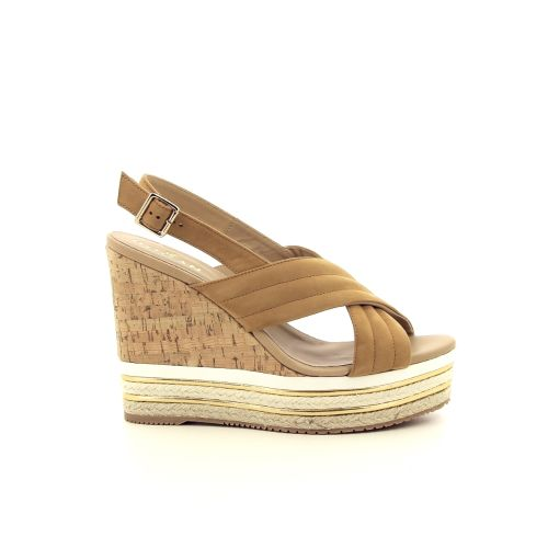 Hogan damesschoenen sandaal naturel 191912