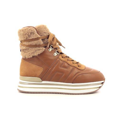 Hogan damesschoenen sneaker naturel 207889