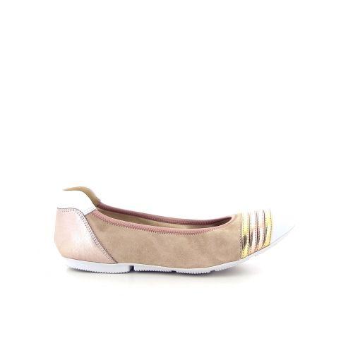 Hogan damesschoenen ballerina poederrose 181293