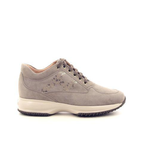 Hogan damesschoenen sneaker taupe 197569
