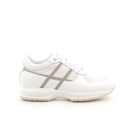 Hogan damesschoenen sneaker wit 191853