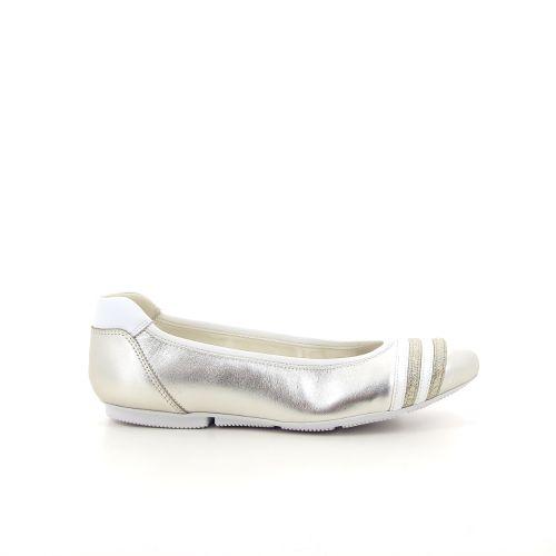 Hogan damesschoenen ballerina wit 191923