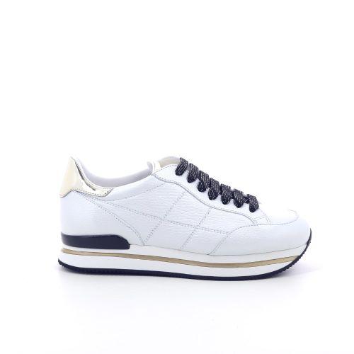 Hogan damesschoenen sneaker wit 197555