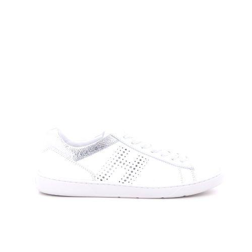 Hogan damesschoenen sneaker wit 206261