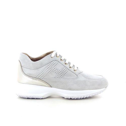 Hogan damesschoenen sneaker zandbeige 202362
