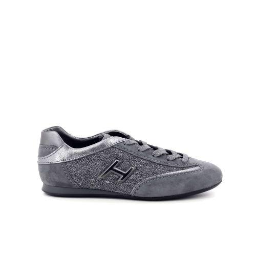 Hogan damesschoenen sneaker zwart 197563