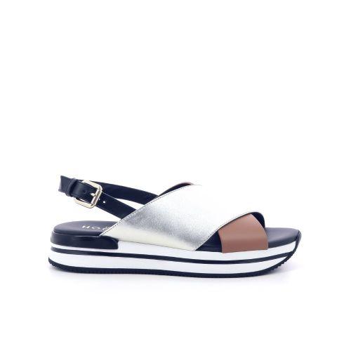 Hogan damesschoenen sandaal zwart 202390