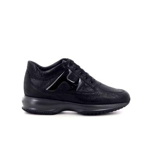 Hogan damesschoenen sneaker zwart 207846