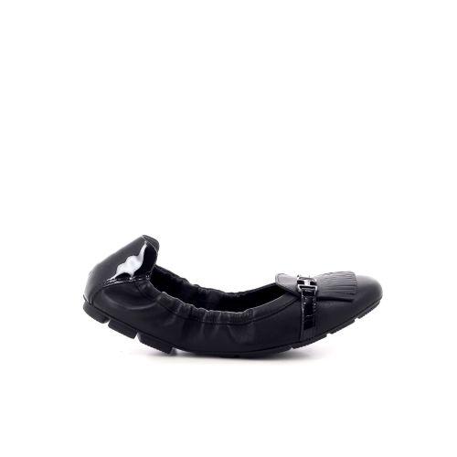 Hogan damesschoenen ballerina zwart 207890
