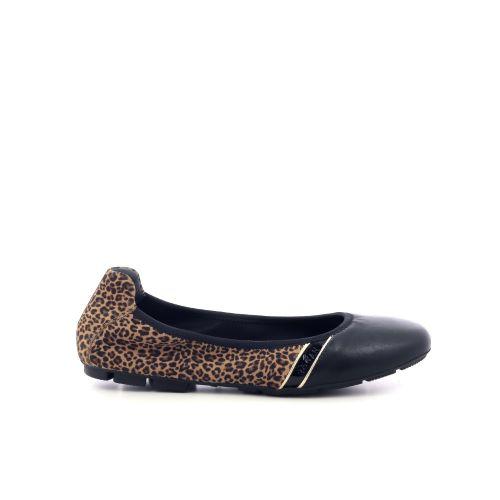 Hogan damesschoenen ballerina zwart 207891