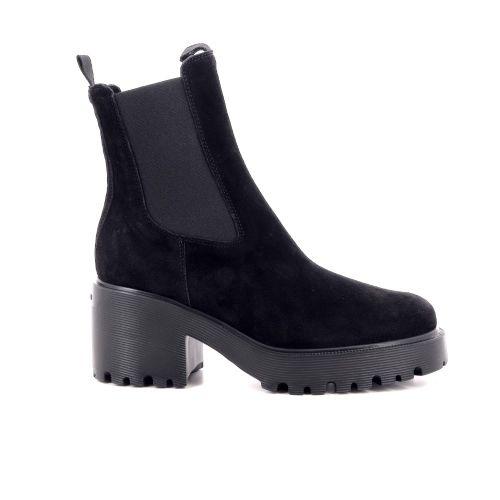 Hogan damesschoenen boots zwart 216210