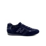 Hogan damesschoenen sneaker blauw 18600