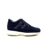 Hogan damesschoenen sneaker blauw 191848