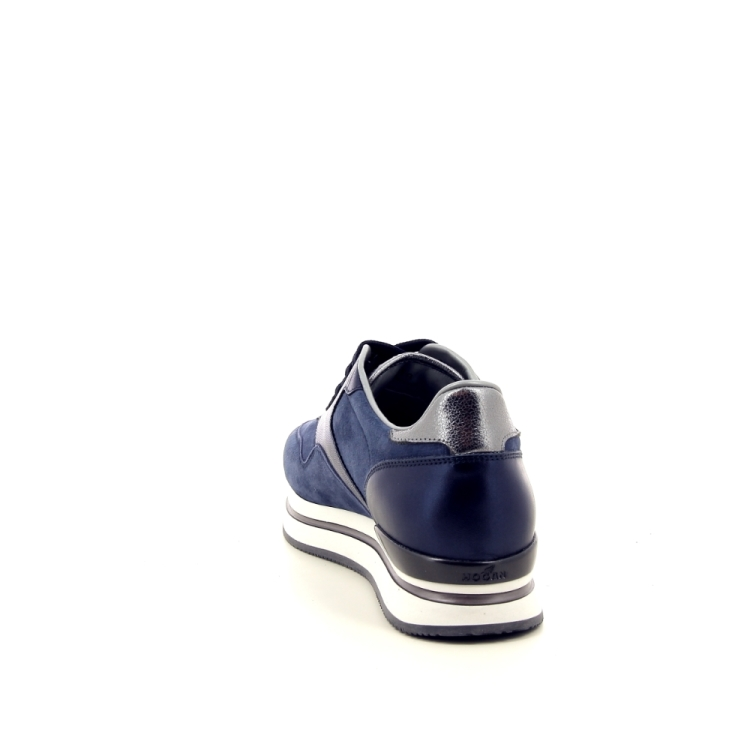 Hogan damesschoenen sneaker blauw 191876
