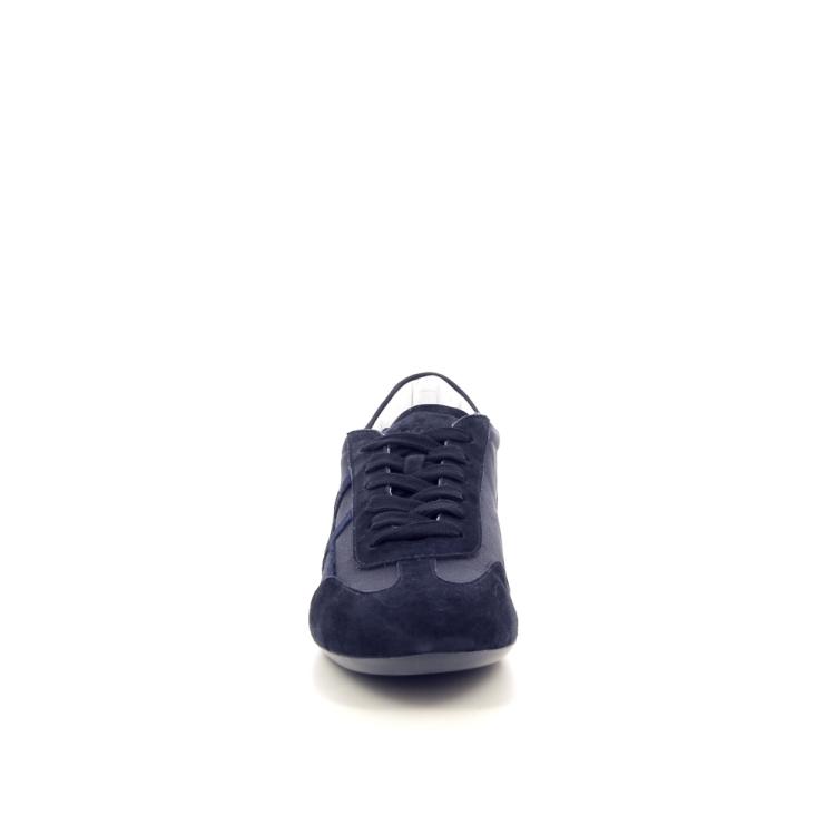 Hogan damesschoenen sneaker donkerblauw 191909
