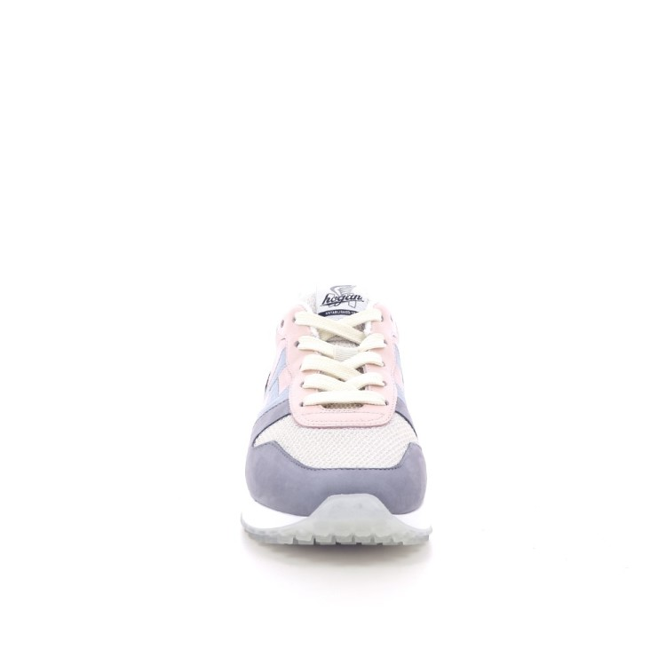 Hogan damesschoenen sneaker grijs 202358