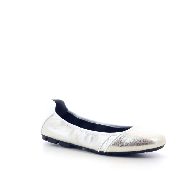 Hogan damesschoenen ballerina platino 202386