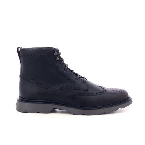 Hogan herenschoenen boots d.bruin 208046