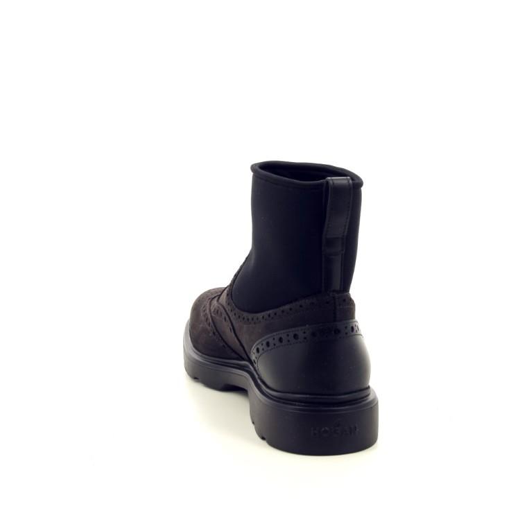 Hogan herenschoenen boots d.bruin 187148