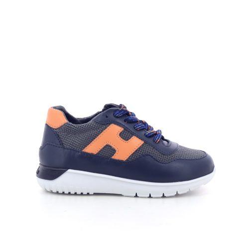 Hogan kinderschoenen sneaker donkerblauw 199320