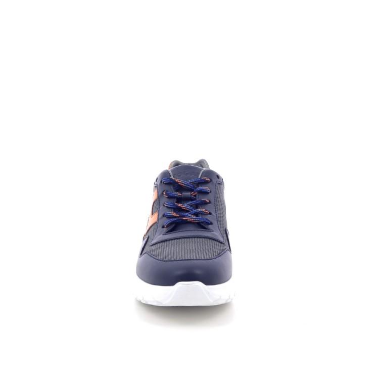 Hogan kinderschoenen sneaker donkerblauw 199322