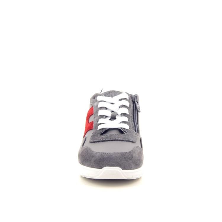 Hogan kinderschoenen sneaker grijs 191663