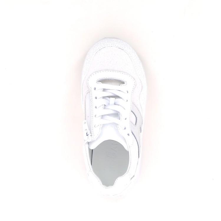 Hogan kinderschoenen sneaker wit 191653