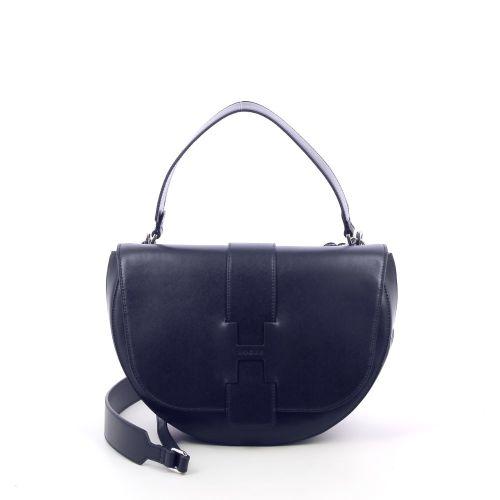 Hogan tassen handtas zwart 208086
