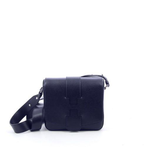 Hogan tassen handtas zwart 208089