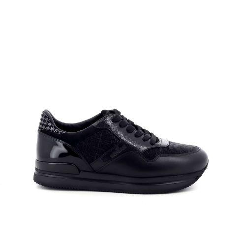 Hogan  sneaker zwart 197552