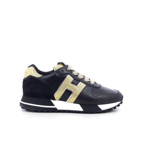 Hogan  sneaker zwart 207854