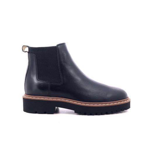 Hogan  boots zwart 207892