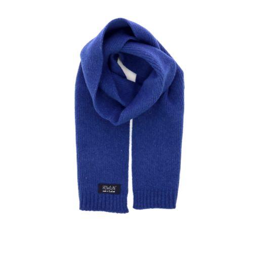 Howlin' accessoires sjaals kobaltblauw 189588