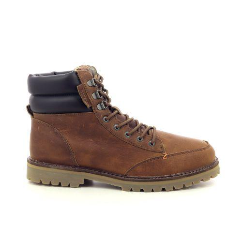 Hub herenschoenen boots bruin 198935