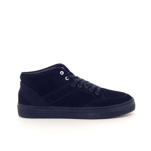 Hub  sneaker zwart 189196