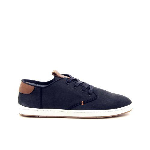 Hub  sneaker zwart 183631