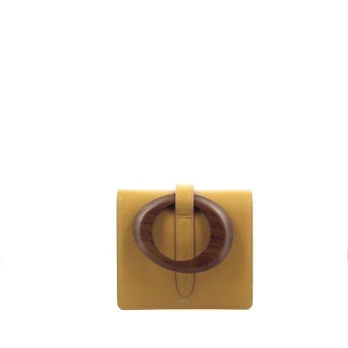 Inyati tassen handtas licht beige 219387