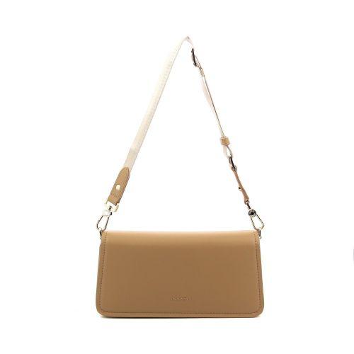 Inyati tassen handtas licht beige 219427