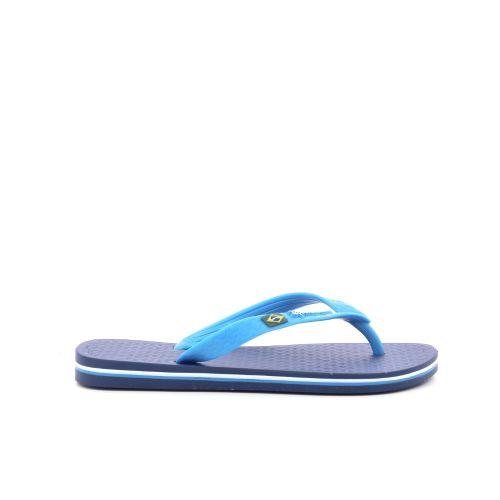 Ipanema  sleffer blauw 206199