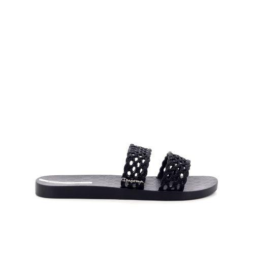 Ipanema damesschoenen sleffer zwart 213801