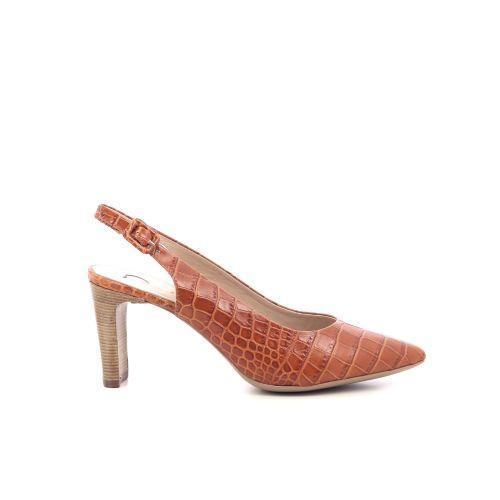 J'hay damesschoenen sandaal cognac 204434